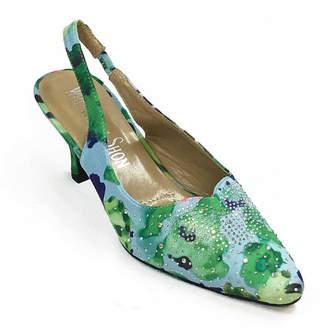 Whittall & Shon Monet Womens Pumps Soft Toe Cone Heel
