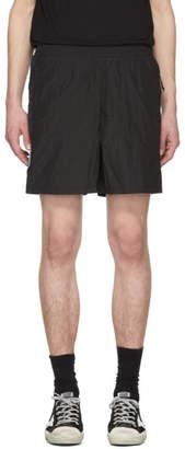 Perks And Mini Black Nylon Persp-Active Shorts