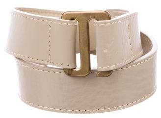 MM6 MAISON MARGIELA Leather Waist Belt