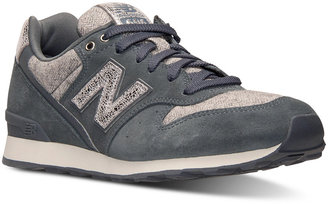 New Balance Women's 696 Casual Sneakers from Finish Line $84.99 thestylecure.com
