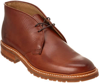 Frye Men's James Lugg Leather Chukka Boot