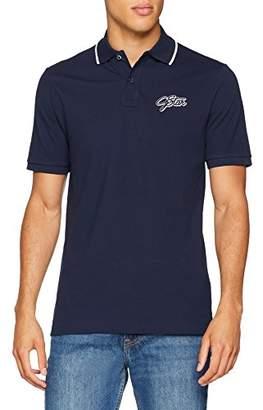 G Star G-Star Men's 28 Art Polo S/S Shirt,Medium