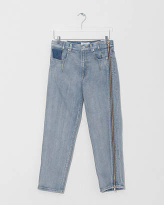 3.1 Phillip Lim Denim Pant w/ Zipper