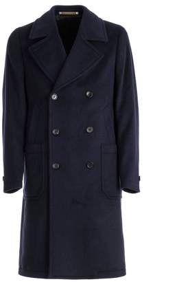 Paul Smith Ps By Ps Double Breasted Coat
