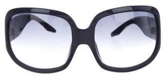 Ralph Lauren Oversize Gradient Sunglasses