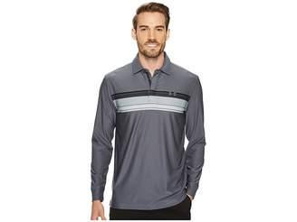 Under Armour Golf Long Sleeve Polo Men's Long Sleeve Pullover