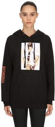 Dead Inside Cotton Sweatshirt Hoodie
