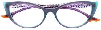 Cat Eye Face À Face cat-eye shaped glasses