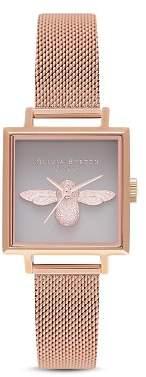 Olivia Burton 3D Bee Watch, 22.5mm x 22.5mm - 100% Exclusive