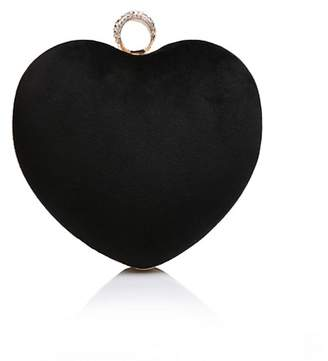 Carvela Black 'Love Clutch' Clutch Bag