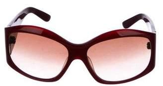Missoni Gradient Oversize Sunglasses