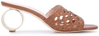 Loeffler Randall Brette woven sandals