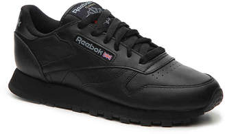 e41efc0663a1 Reebok Classic Leather Black - ShopStyle