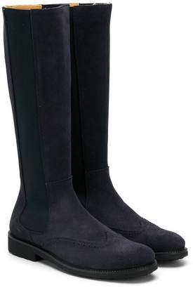 Gallucci Kids Teen knee-length boots