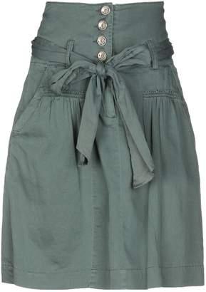 Miss Sixty Knee length skirts