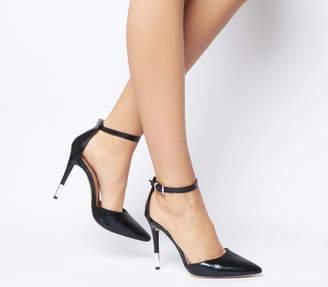 4e12696efef Covered Heels Sandals For Women - ShopStyle UK
