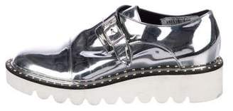 Stella McCartney Metallic Odette Oxfords