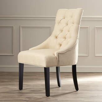 At Joss U0026 Main · Willa Arlo Interiors Lamb Tufted Nailhead Side Chair (Set  Of 2)