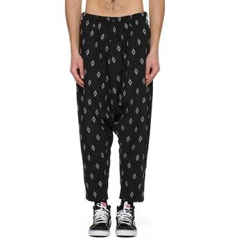 Marcelo Burlon County of Milan All Over Cross Pants