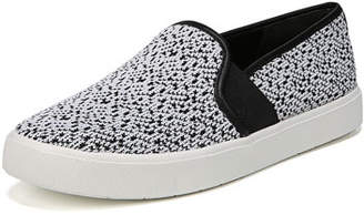 Vince Blair Yeti Knit Slip-On Skate Sneakers