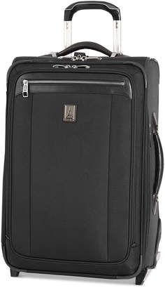 """Travelpro Platinum Magna 2 22"""" Carry On Expandable Suiter Rolling Suitcase"""
