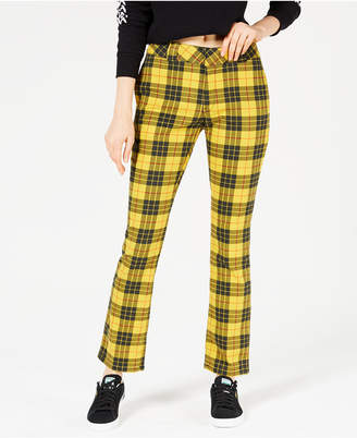 Dickies Plaid Trousers
