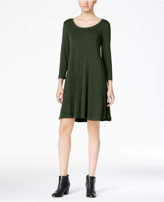 Style&Co. Style & Co Petite Swing Dress, Created for Macy's