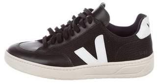 Veja Mesh Low-Top Sneakers