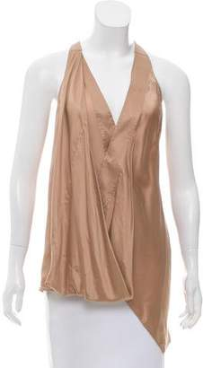 Kaufman Franco KAUFMANFRANCO Sleeveless Silk Top