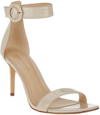 Marc Fisher Sandals w/ Ankle Strap - Bettye -
