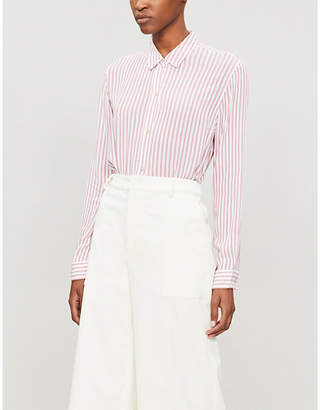 Rails Etta striped woven shirt