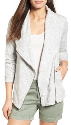 Women's Caslon Stella Knit Jacket $69 thestylecure.com