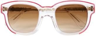 Emmanuelle Khanh Plastic Sunglasses