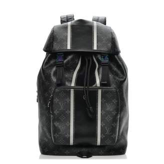 Louis Vuitton x Fragment Zack Backpack Monogram Eclipse Black