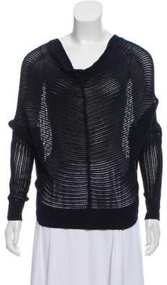 AllSaints Long Sleeve Sweater