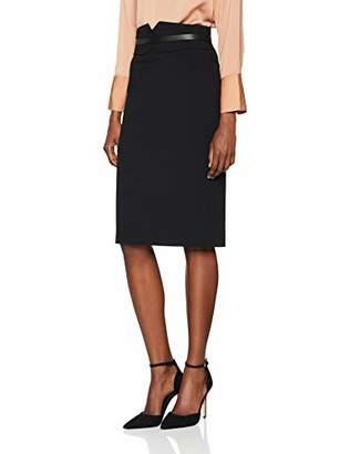 Karen Millen Women's's Tailoring Collection Skirt 8 (Size:UK 8)
