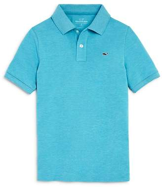 Vineyard Vines Boys' Piqué Polo - Little Kid, Big Kid