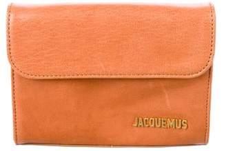 Jacquemus 2018 Suede Perola Bag