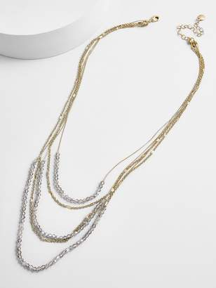 BaubleBar Alandra Layered Necklace