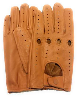 Sportsimpex Men's Leather Driving Gloves (XL, )