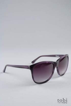 Ksubi Milka Sunglasses in Purple