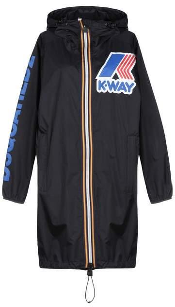 x K-WAY Overcoat