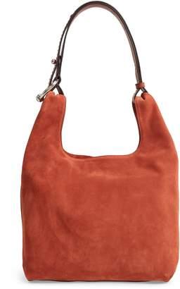 Rebecca Minkoff Karlie Studded Leather Hobo Bag