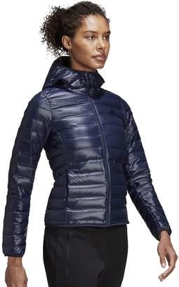 adidas Outdoor Women's Outdoor Varilite Hooded Down Jacket