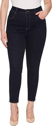 Lucky Brand Women's Size Plus HIGH Rise Emma Legging Jean in