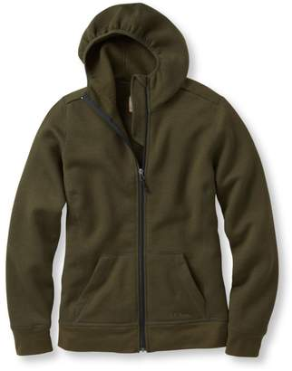 L.L. Bean L.L.Bean Women's Merino Wool Hooded Sweatshirt