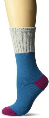 Hot Sox Women's Collection Trouser Crew Socks