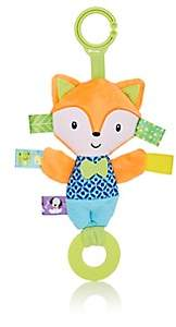 Mary Meyer TAGGIES SQUEAKER FOX TOY