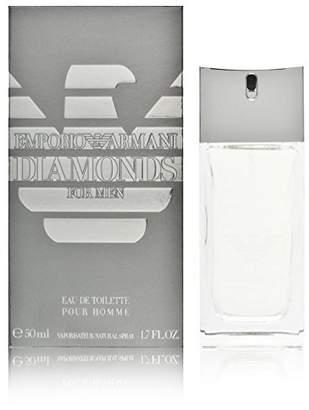 Giorgio Armani Emporio Diamonds by for Men Eau De Toilette Spray