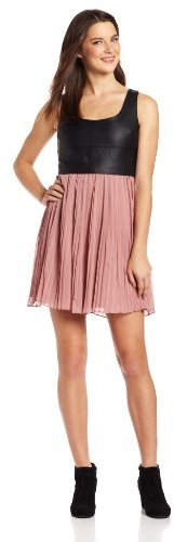 Jack Juniors Elina and Crinkle Chiffon Dress